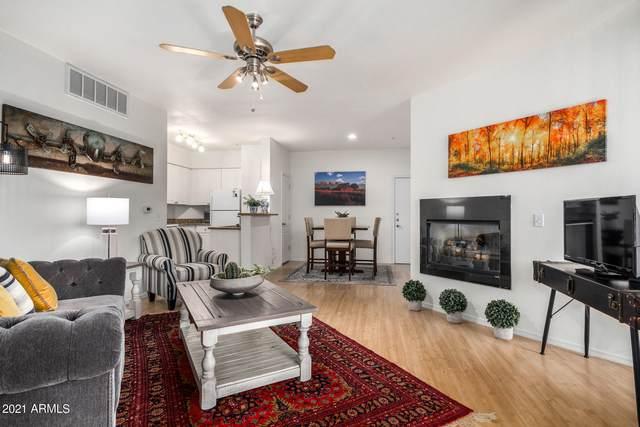 1701 E Colter Street #458, Phoenix, AZ 85016 (MLS #6240298) :: Synergy Real Estate Partners