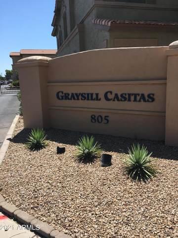 805 S Sycamore #114, Mesa, AZ 85202 (MLS #6240305) :: Selling AZ Homes Team