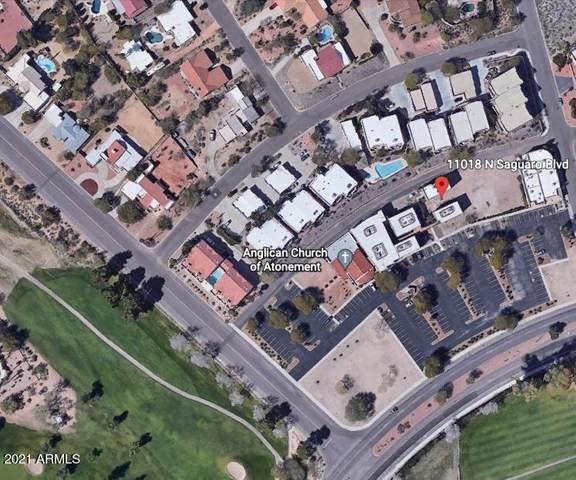 11018 N Saguaro Boulevard, Fountain Hills, AZ 85268 (MLS #6240315) :: Klaus Team Real Estate Solutions