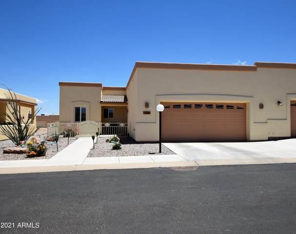 731 S Sky Ranch Road, Sierra Vista, AZ 85635 (MLS #6240320) :: Klaus Team Real Estate Solutions