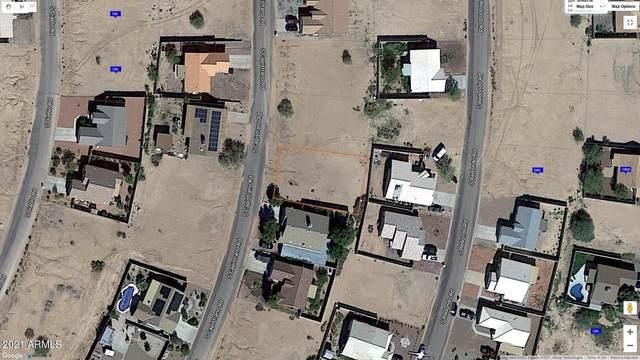 14703 S Capistrano Road, Arizona City, AZ 85123 (MLS #6240328) :: Yost Realty Group at RE/MAX Casa Grande