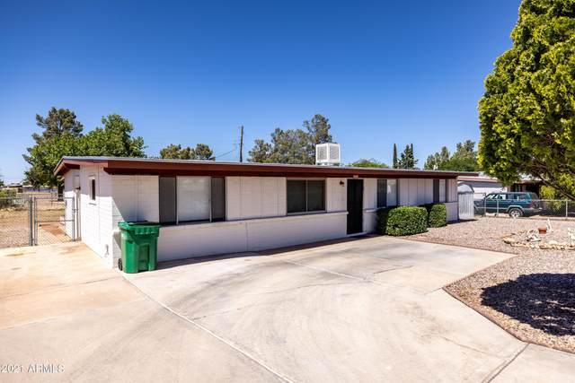 309 Grant Street, Huachuca City, AZ 85616 (MLS #6240343) :: The Riddle Group