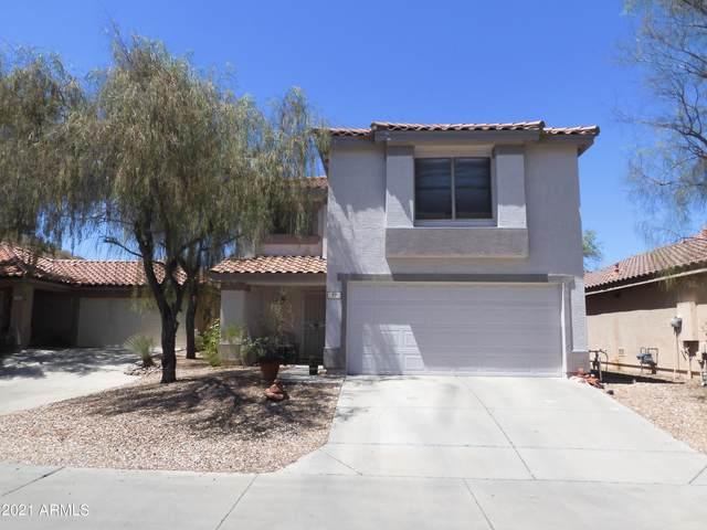 18611 N 22ND Street #59, Phoenix, AZ 85024 (MLS #6240352) :: Yost Realty Group at RE/MAX Casa Grande