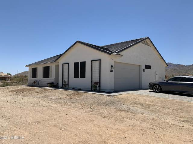 8317 S 133RD Avenue, Goodyear, AZ 85338 (MLS #6240380) :: Keller Williams Realty Phoenix