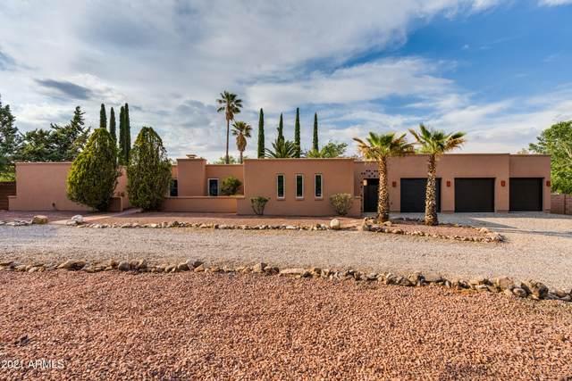 3719 E Yokut Street, Sierra Vista, AZ 85650 (MLS #6240414) :: The Copa Team   The Maricopa Real Estate Company