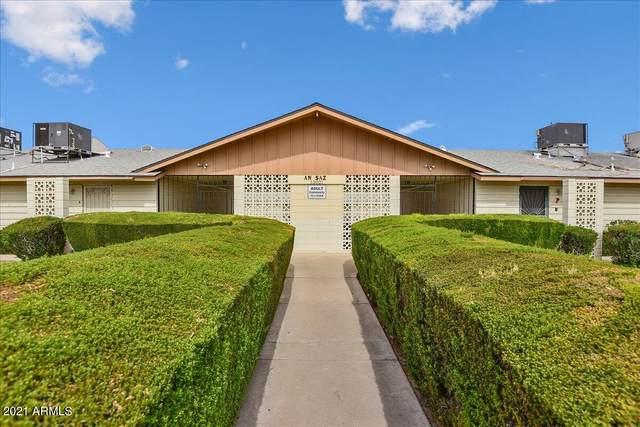 13011 N 113TH Avenue M, Youngtown, AZ 85363 (MLS #6240459) :: Zolin Group