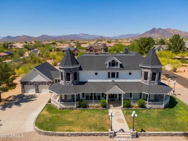 5430 E Lone Mountain Road, Cave Creek, AZ 85331 (MLS #6240465) :: Yost Realty Group at RE/MAX Casa Grande