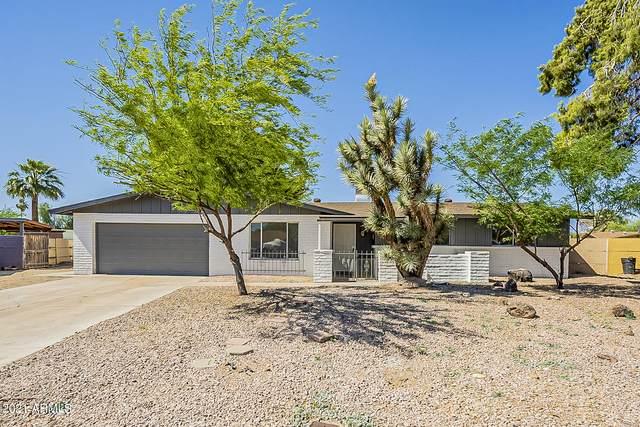 4538 W Carol Avenue, Glendale, AZ 85302 (MLS #6240471) :: Yost Realty Group at RE/MAX Casa Grande