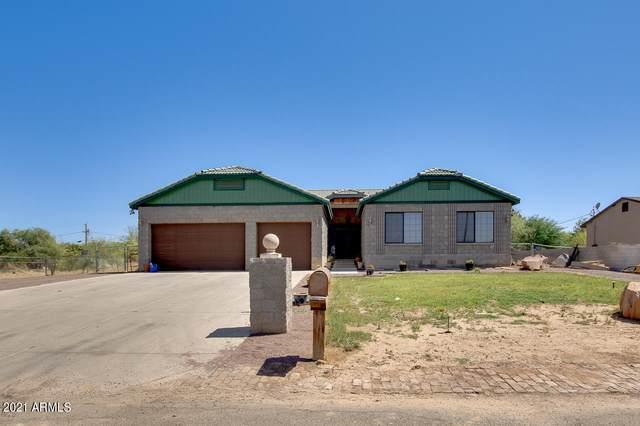 10937 W Pecan Road, Tolleson, AZ 85353 (MLS #6240479) :: Keller Williams Realty Phoenix