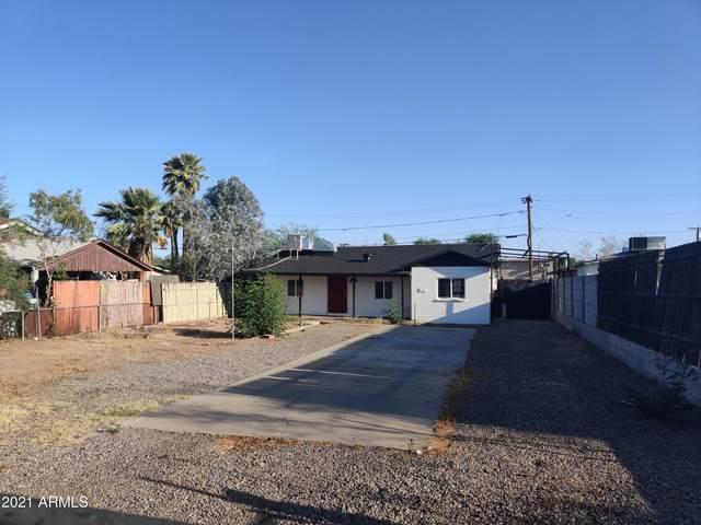 2203 E Portland Street, Phoenix, AZ 85006 (MLS #6240500) :: Executive Realty Advisors