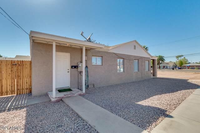 208 S Hibbert, Mesa, AZ 85210 (MLS #6240550) :: Jonny West Real Estate