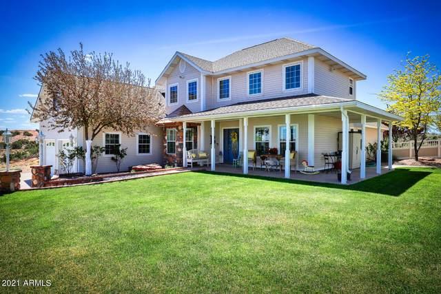 1805 W Longhorn Street, Snowflake, AZ 85937 (MLS #6240585) :: Conway Real Estate