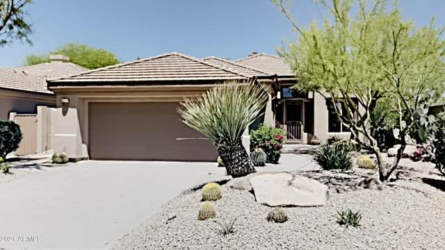 34213 N 71ST Way, Scottsdale, AZ 85266 (MLS #6240609) :: Elite Home Advisors