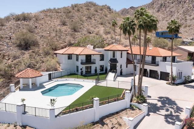 4441 E Mockingbird Lane, Paradise Valley, AZ 85253 (MLS #6240652) :: Yost Realty Group at RE/MAX Casa Grande