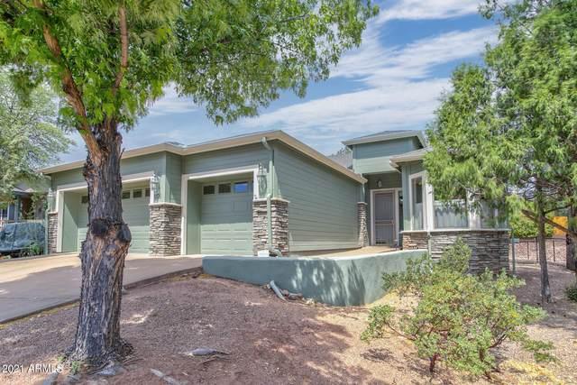 608 N Eagle Ridge Road, Payson, AZ 85541 (MLS #6240653) :: Yost Realty Group at RE/MAX Casa Grande
