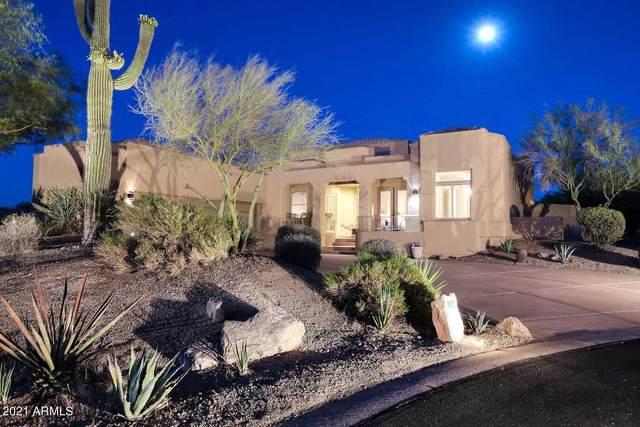 10783 E Monument Drive, Scottsdale, AZ 85262 (MLS #6240660) :: Yost Realty Group at RE/MAX Casa Grande