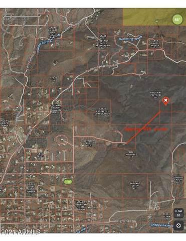 0 N 80th Street, Cave Creek, AZ 85331 (MLS #6240678) :: The Garcia Group