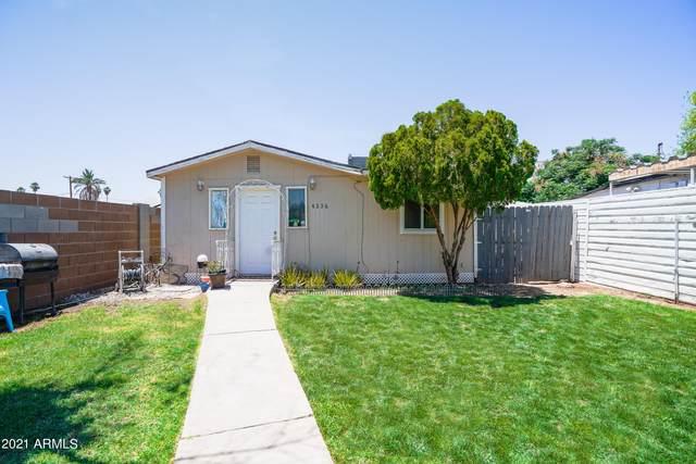 4236 N 31ST Drive, Phoenix, AZ 85017 (MLS #6240687) :: Yost Realty Group at RE/MAX Casa Grande