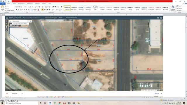 103 N Stuart Boulevard, Eloy, AZ 85131 (MLS #6240723) :: Yost Realty Group at RE/MAX Casa Grande
