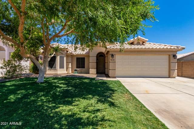 8626 W John Cabot Road, Peoria, AZ 85382 (MLS #6240727) :: Yost Realty Group at RE/MAX Casa Grande