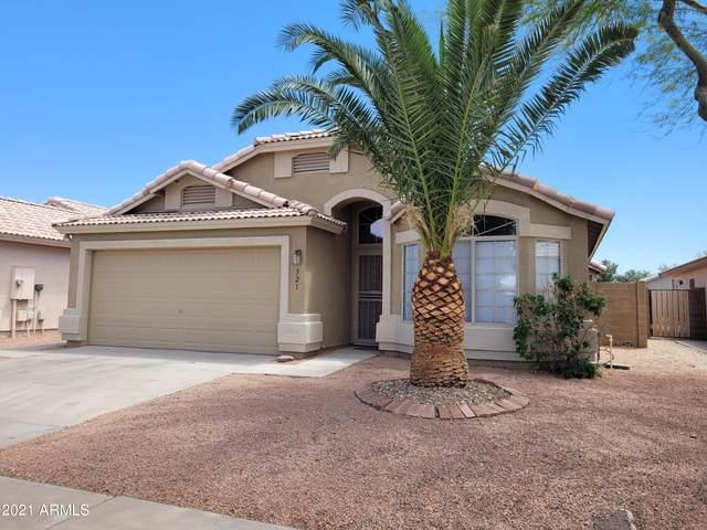 521 W Saint John Road, Phoenix, AZ 85023 (MLS #6240738) :: Yost Realty Group at RE/MAX Casa Grande