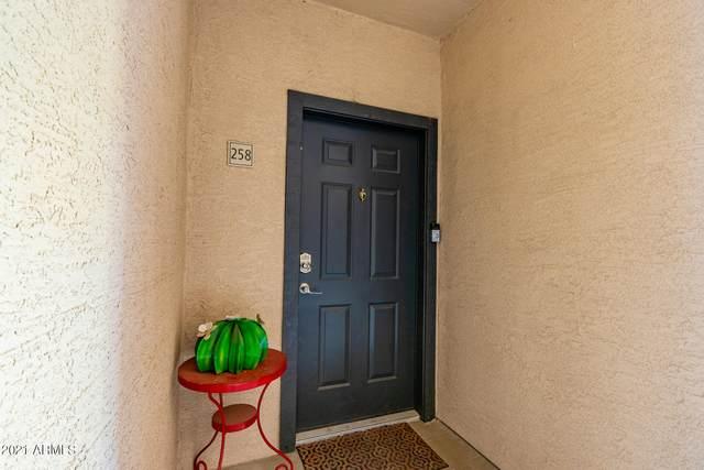 5345 E Van Buren Street #258, Phoenix, AZ 85008 (MLS #6240775) :: The Garcia Group