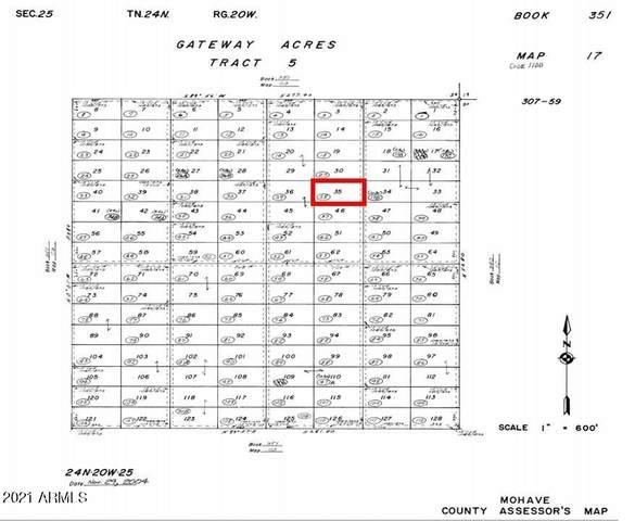 10853 N Aladdin Drive, Dolan Springs, AZ 86441 (MLS #6240789) :: Yost Realty Group at RE/MAX Casa Grande