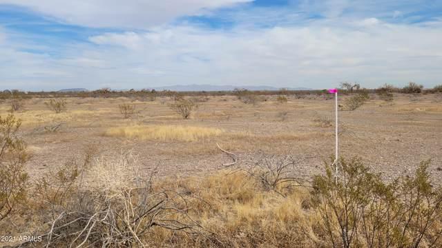 0 421st Drive & Beatty Road, Tonopah, AZ 85354 (MLS #6240815) :: The Garcia Group
