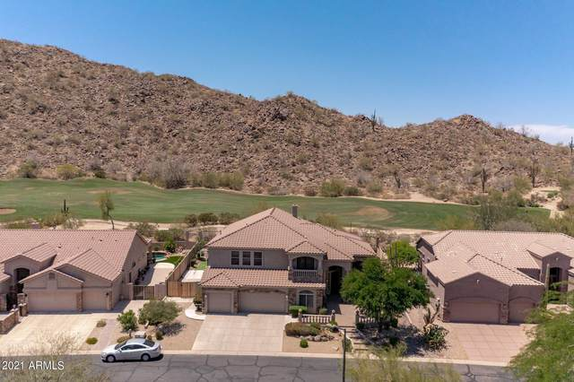 3608 N Eagle Canyon, Mesa, AZ 85207 (MLS #6240826) :: Arizona Home Group