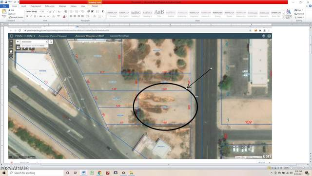 108 N Sunshine Boulevard, Eloy, AZ 85131 (MLS #6240889) :: Yost Realty Group at RE/MAX Casa Grande