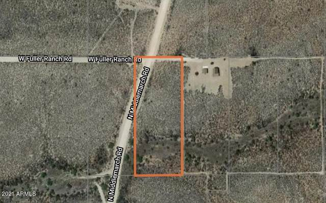 xxx Middlemarch, Tombstone, AZ 85638 (MLS #6240891) :: Klaus Team Real Estate Solutions