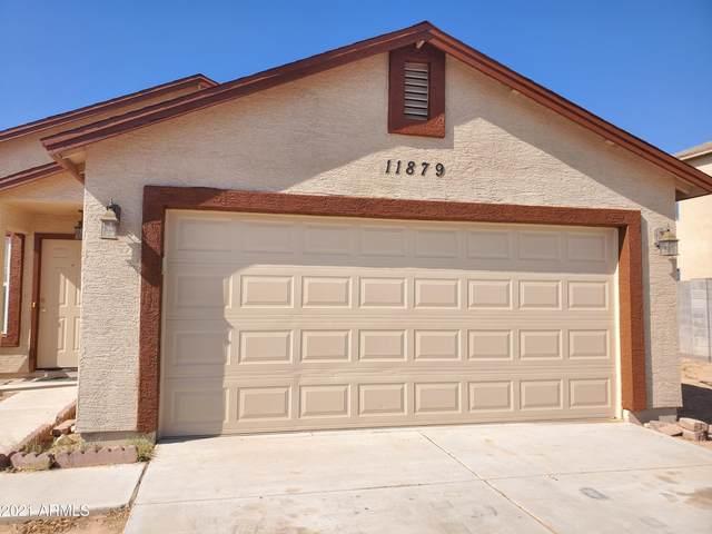 11879 W Jenero Drive, Arizona City, AZ 85123 (MLS #6240894) :: CANAM Realty Group