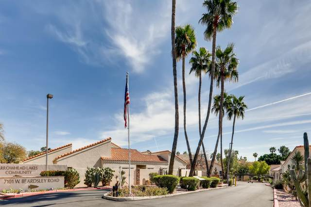 7101 W Beardsley Road #1204, Glendale, AZ 85308 (MLS #6240920) :: Yost Realty Group at RE/MAX Casa Grande