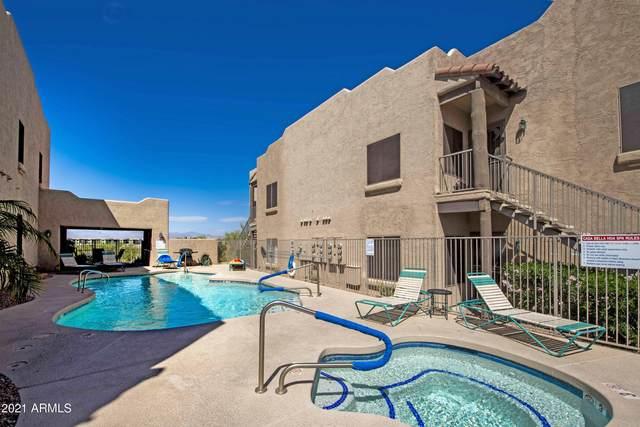 16616 E Gunsight Drive #109, Fountain Hills, AZ 85268 (MLS #6240944) :: RE/MAX Desert Showcase