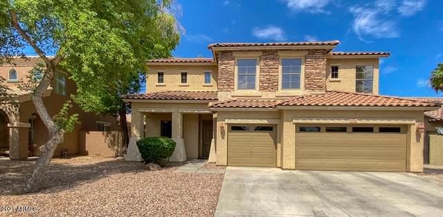 4966 S Cobblestone Street, Gilbert, AZ 85298 (MLS #6240968) :: Service First Realty