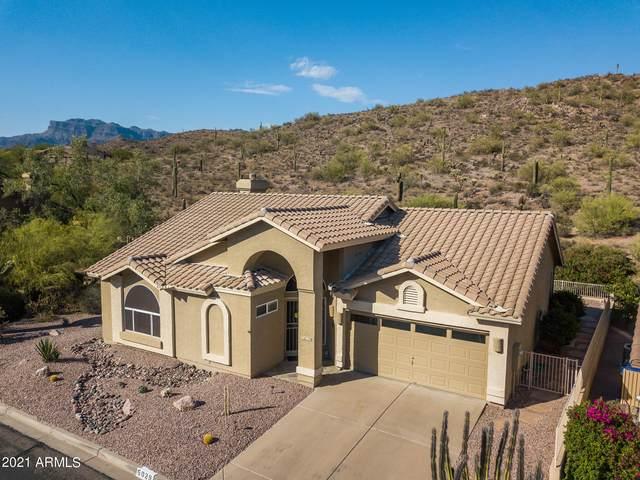 5029 S Desert Willow Drive, Gold Canyon, AZ 85118 (MLS #6240972) :: Arizona Home Group