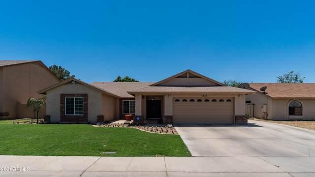 7357 W Medlock Drive, Glendale, AZ 85303 (MLS #6241025) :: Yost Realty Group at RE/MAX Casa Grande