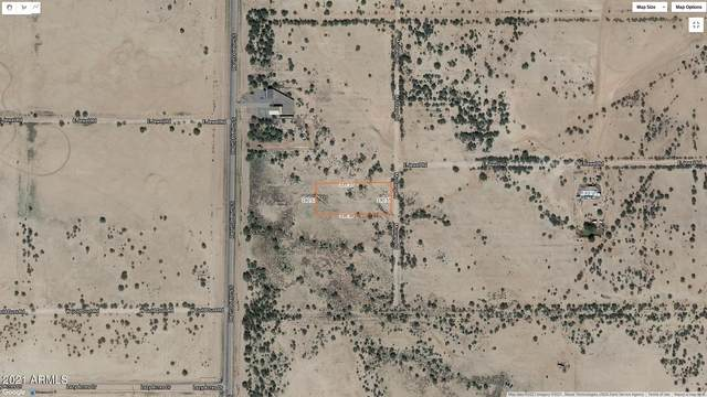 0 S Mustang Road, Arizona City, AZ 85123 (MLS #6241055) :: My Home Group
