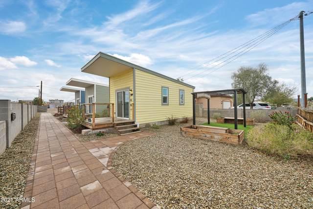 1229 S 13th Avenue, Phoenix, AZ 85007 (MLS #6241063) :: Service First Realty