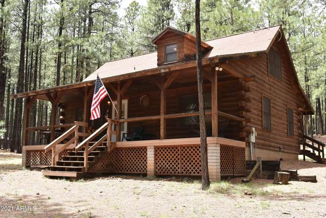 1836 Quail Trail, Forest Lakes, AZ 85931 (MLS #6241107) :: Yost Realty Group at RE/MAX Casa Grande