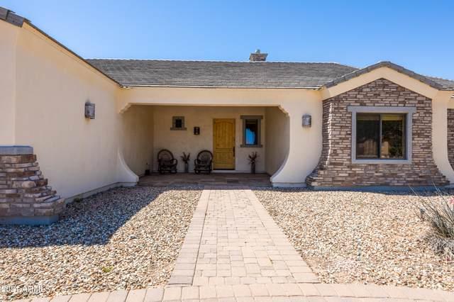 721 W Hidden Valley Drive, Phoenix, AZ 85086 (MLS #6241115) :: Keller Williams Realty Phoenix