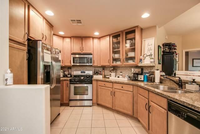 5350 E Deer Valley Drive #2418, Phoenix, AZ 85054 (MLS #6241120) :: CANAM Realty Group