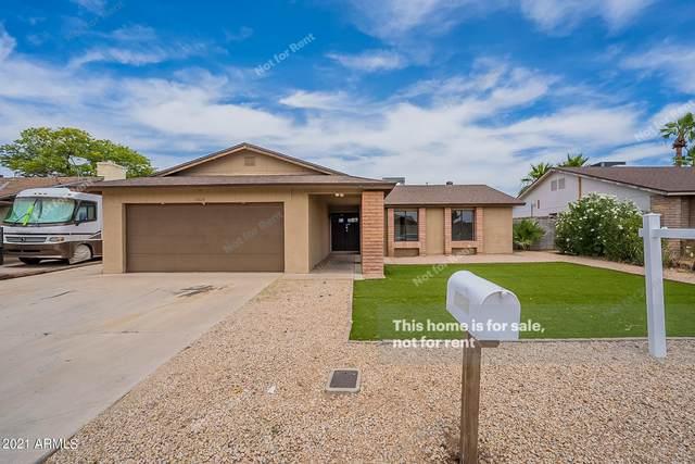 5226 W Sunnyside Drive, Glendale, AZ 85304 (MLS #6241149) :: Yost Realty Group at RE/MAX Casa Grande