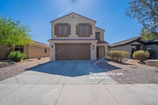 18932 N Toledo Avenue, Maricopa, AZ 85138 (MLS #6241164) :: Yost Realty Group at RE/MAX Casa Grande