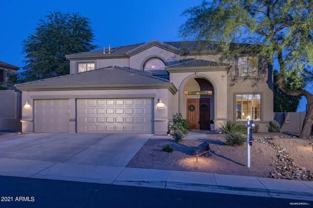 10857 E Butherus Drive, Scottsdale, AZ 85255 (MLS #6241170) :: Zolin Group