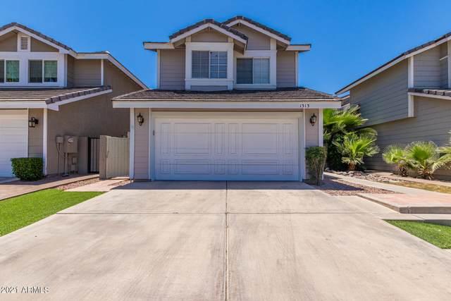 1313 W Windrift Way, Gilbert, AZ 85233 (MLS #6241203) :: Keller Williams Realty Phoenix