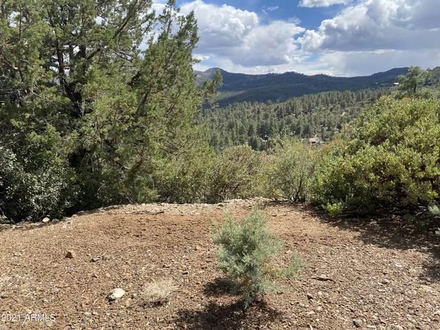 22865 S Gladiator Mine Road, Crown King, AZ 86343 (MLS #6241218) :: Jonny West Real Estate