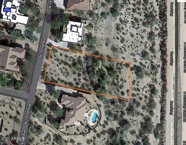 8627 N 192ND Avenue, Waddell, AZ 85355 (MLS #6241222) :: The Garcia Group