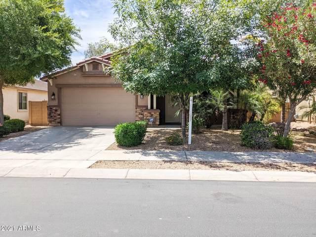 17343 W Madison Street, Goodyear, AZ 85338 (MLS #6241277) :: Yost Realty Group at RE/MAX Casa Grande