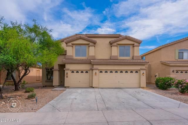 12387 W Campbell Avenue, Avondale, AZ 85392 (MLS #6241358) :: Yost Realty Group at RE/MAX Casa Grande